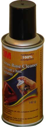 3M CITRUS BASE CLEANER H.D. 6OZ AEROSOL