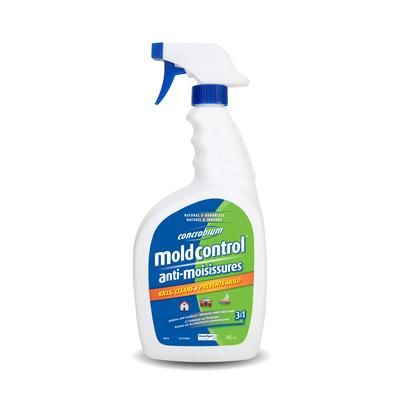 MOLD CONTROL - CONCROBIUM  946ML SPRAY EACH. (020-946)