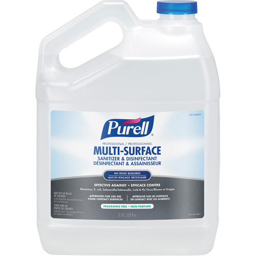 DISINFECTANT - PURELL RTU SURFACE SANITIZING SPRAY 3.78L