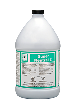 "DISINFECTANT - SUPER NEUTRAL ""L"" 3.78L (1209-04C) HOSPITAL"
