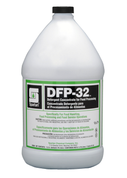 ALL PURPOSE - DFP-32 DEGREASER FOOD APPROVED 3.78L (3008-04)