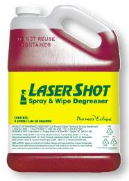 DEGREASER - LASAR SHOT DEGREASER YELLOW ENVIROSTAR 4L