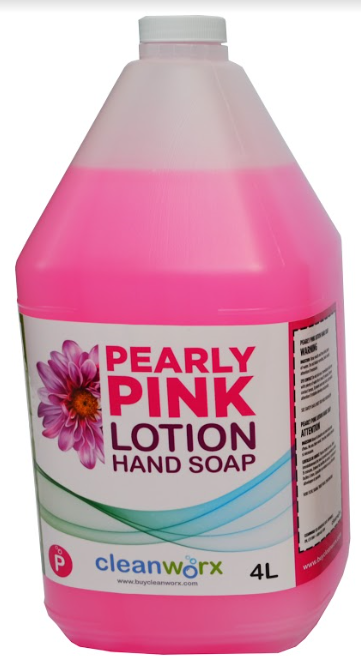 HAND SOAP - PEARLY PINK 4L