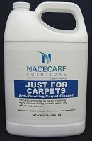CARPET CLEANER - FOR NACECARE SMART KIT LOW MOISTURE SYSTEM