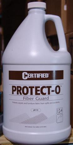 CARPET - PROTECT-O-FIBER GUARD NILODOR 3.78L
