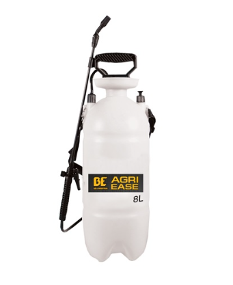 PUMP SPRAYER - 8L WHITE HAND HELD SPRAYER (90.702.008)
