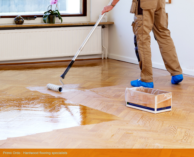Floor Sealers & Finishers
